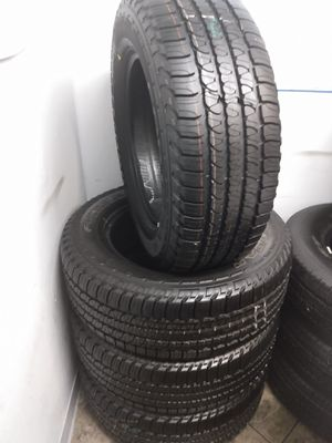 Set of used Goodyear 245/65/17 for Sale in Stanton, CA