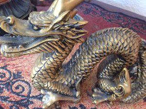 Dragon statue for Sale in Tracy, CA