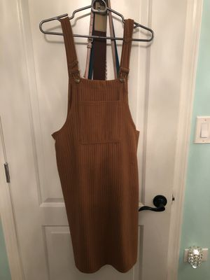 Fabric Overall Dress for Sale in Chicago, IL