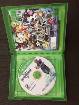 Xbox Kingdom Hearts 3 for Sale in Fresno, CA