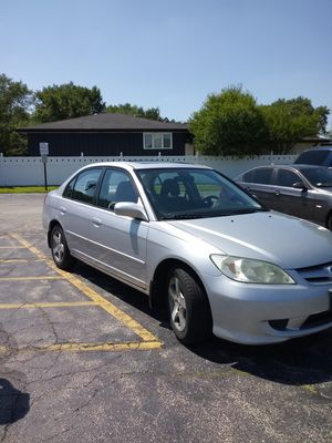 HONDA Civic 2004 fully powered one owner very clean runs great $3500 for Sale in Oak Lawn, IL