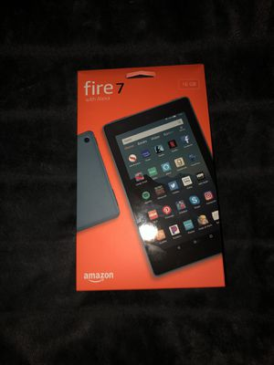 Kindle fire 7 with Alexa for Sale in Bellevue, WA