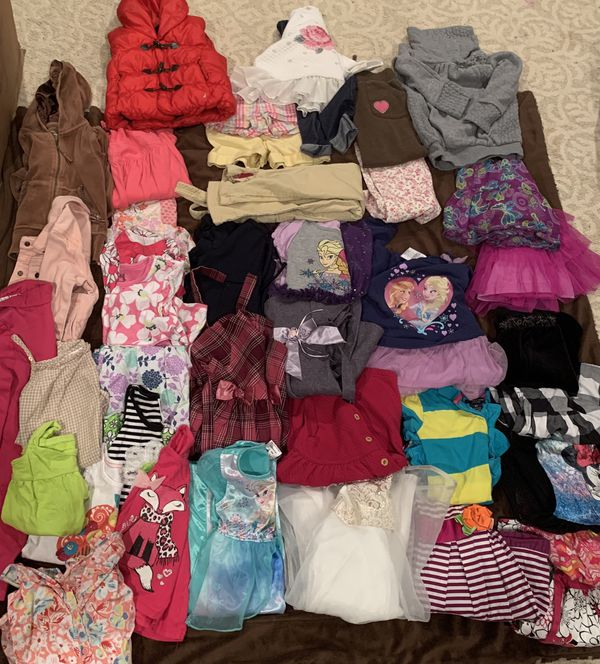 3T girl clothes good conditions
