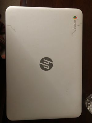 HP chrome computer for Sale in Eagle Lake, FL
