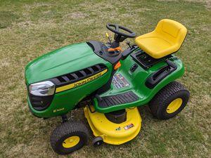 John Deere E100 Lawn Mower for Sale in Yalesville, CT