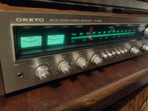 ONKYO TX-666 VINTAGE BEAST!!! for Sale in Bullhead City, AZ