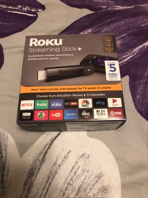 ROKU STREAMING STICK 6th Generation for Sale in Sunnyvale, CA
