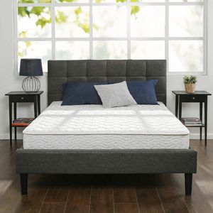 Zinus 8 Inch Foam and Spring Mattress for Sale in Columbus, OH