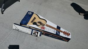 Guitar and stand for Sale in Meridian, ID