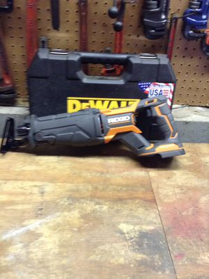 18 V rigid octane saw saw for Sale in Columbus, OH