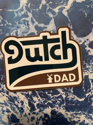 Dutch Bros Sticker for Sale in Fresno, CA
