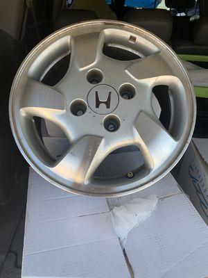 Honda rims x 4 for Sale in Phoenix, AZ