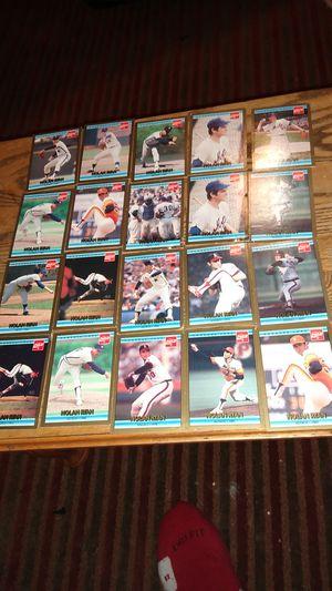 Nolan Ryan baseball cards for Sale in Vancouver, WA