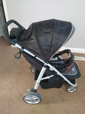 Graco Aire3 Stroller- Gotham Black for Sale in Sweet Home, OR