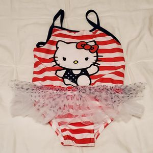 Hello Kitty 1 piece bathing suit for Sale in Altamonte Springs, FL