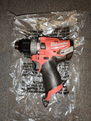 Milwaukee M12 Fuel Brushless Hammer Drill - Tool Only for Sale in Phoenix, AZ