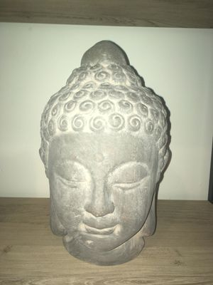 Stone Buddha Statue Bust. for Sale in Buffalo, NY