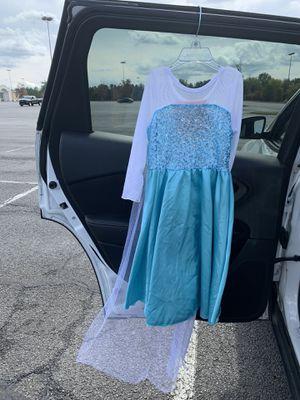 Elsa costume size 5 for Sale in Rome, GA