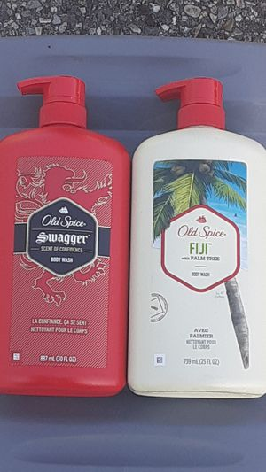 Old Spice men body wash for Sale in Long Beach, CA