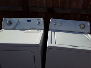 Dryer and Washer for Sale in Norwalk, CA