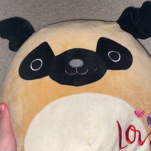 Medium Valentines Dog Squishmallow for Sale in Albuquerque, NM