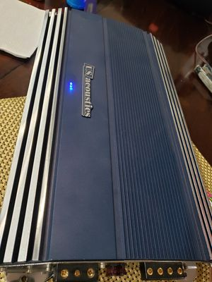 US ACOUSTICS USC2200 2 CHANNEL 2OHM STABLE BRIDGABLE BASS AMPLIFIER for Sale in Ontario, CA