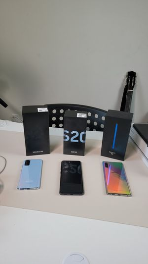 Samsung galaxy S20 5G for Sale in Rancho Cucamonga, CA