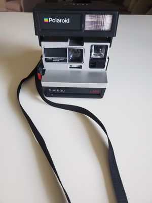 Polaroid Sun 600 LMS Vintage Camera for Sale in Sterling Heights, MI