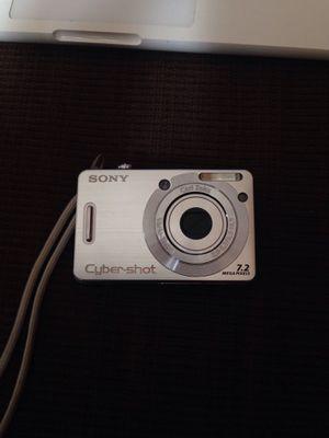 Sony cyber-shot 7.2 mega pixels. for Sale in Johnston, RI