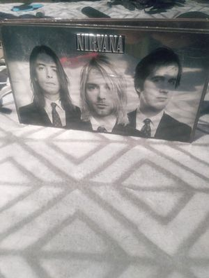 Nirvana With the Lights Out 4disc CD set for Sale in Salt Lake City, UT