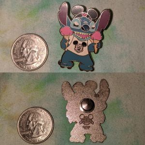 Disney official - 2008 - stitch at Disneyland pin for Sale in University Place, WA
