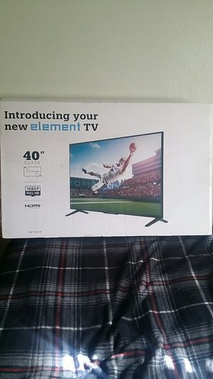 """T.V Element 40"""" 1080P for Sale in San Jose, CA"""