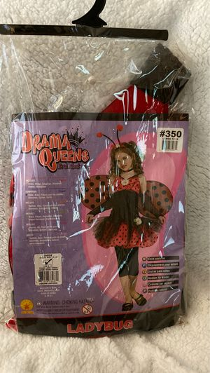 Lady bug girls costume for Sale in Commerce, CA