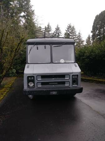 Auto Licensing Vancouver Wa >> $700 79 chevy p20 step van%%%WANT GONE TODAY%%% for Sale in Vancouver, WA - OfferUp
