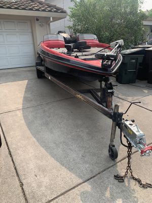 ASTRO BASS BOAT for Sale in Tracy, CA