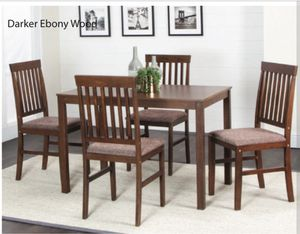 NEW MAX DINNER TABLE SET WITH CHAIRS ALL NEW IN SEALED BOX NEW for Sale in Lake Worth, FL