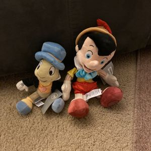 Disney Plushy for Sale in Everett, WA