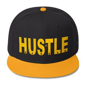 New Hustle Harder Snap Back hats for Sale in Tampa, FL