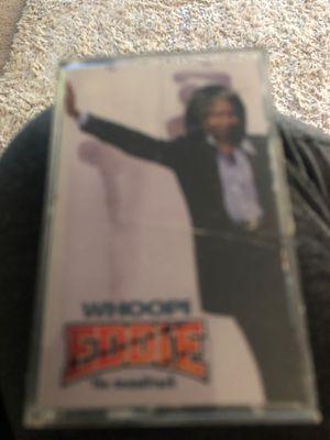 Eddie cassette aoundtrack for Sale in Rancho Murieta, CA