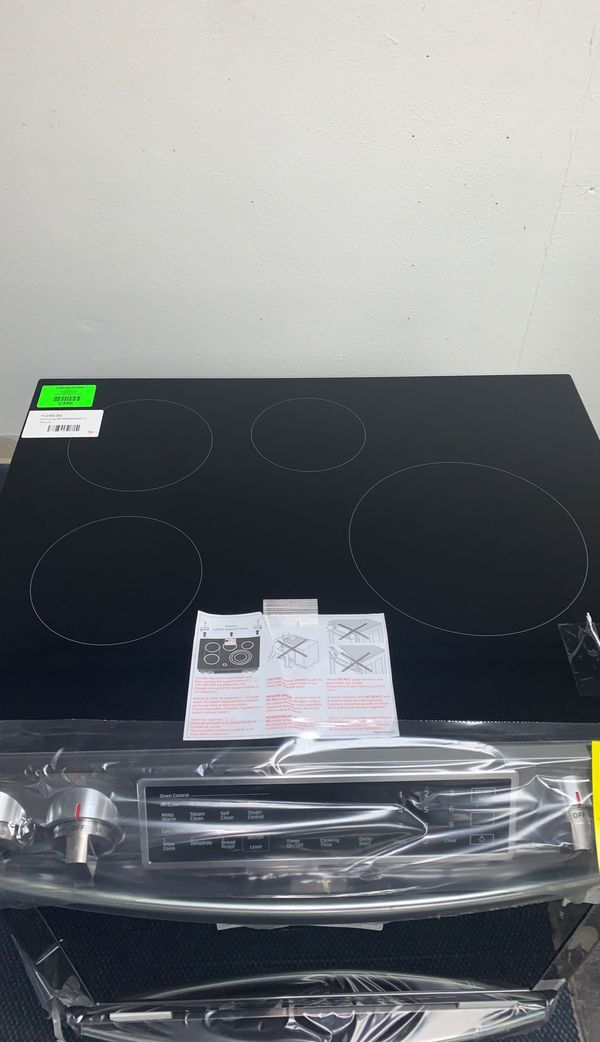 Samsung Electric Stove Brand anew 6