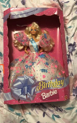 1994 birthday Barbie for Sale in Lumberton, NJ