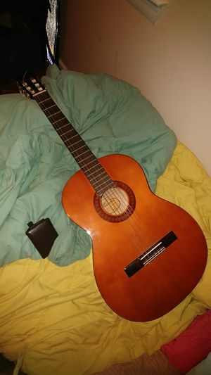 Guild classical nylon string guitar. Great condition. for Sale in Takoma Park, MD