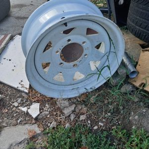 6 lug trailer rim for Sale in Dallas, TX