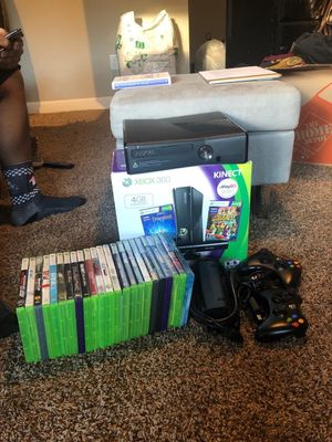 Xbox 360 with games + for Sale in Reno, NV