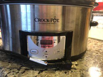 Crock pot for Sale in Jamul,  CA