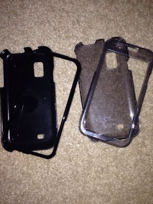 Samsung galaxy s cell phone cover plastic for Sale in Tacoma, WA