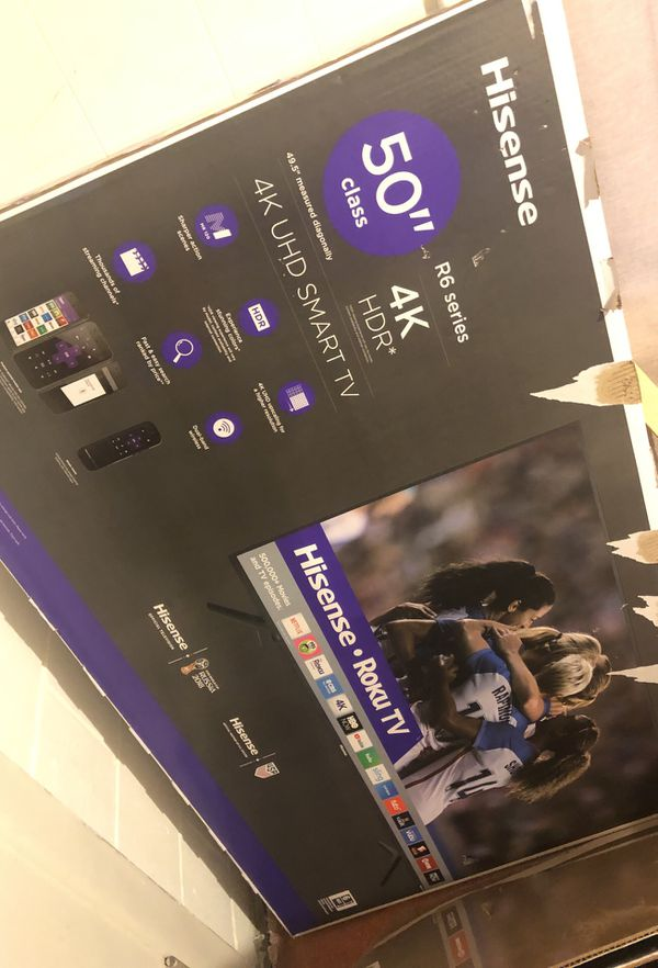 Hisense 50 Inh Smart Tv