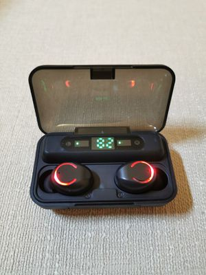 Bluetooth 5.0 Headsets True Wireless Headphones Mini In-Ear Earbuds for Sale in Rowland Heights, CA