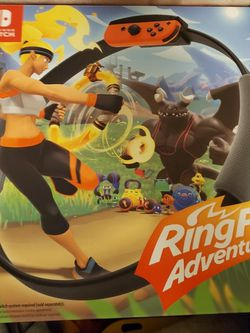 Ring Fit Adventure - Nintendo Switch for Sale in Tacoma,  WA