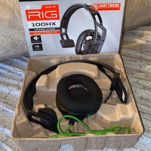Xbox One Headphones for Sale in Rancho Cordova, CA